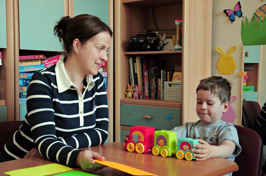 Zajęcia z terapii psychologicznej z dzieckiem