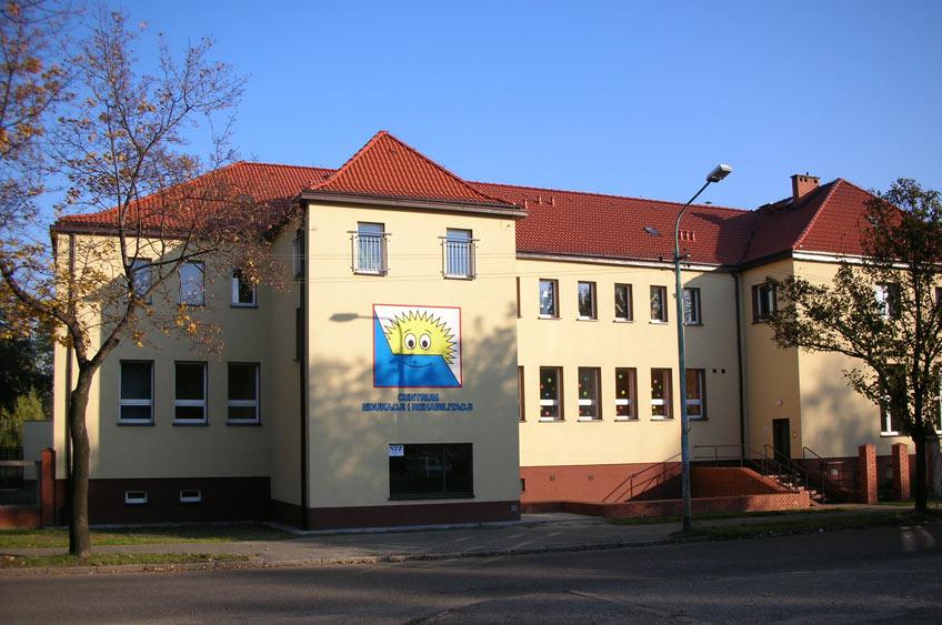 Budynek naszej placówki